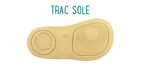 trac sole size chart