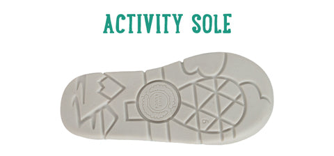 activity sole size chart