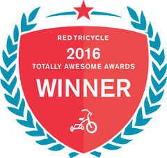 Red Tricycle Totally Awesome Awards Winner