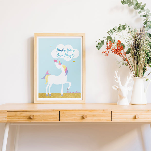 Make Your Own Magic - Printable Art Download