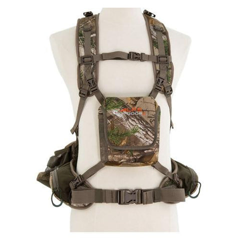 OutdoorZ Accessory Pack - Binoculars, Realtree Xtra