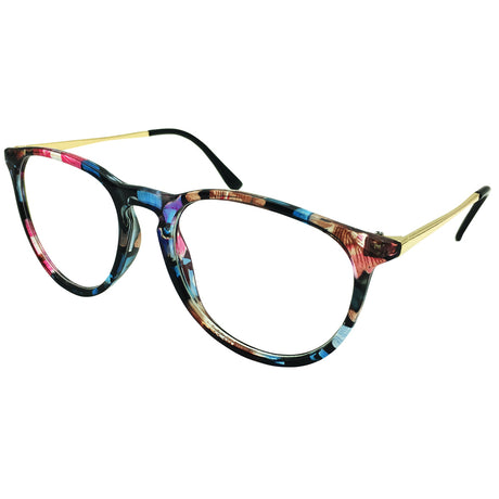 Southern Seas Brandon Photochromic Floral Reading Glasses