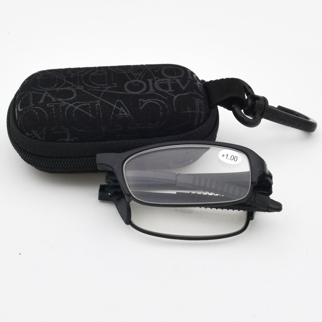 One pair of Sydney folding reading glasses