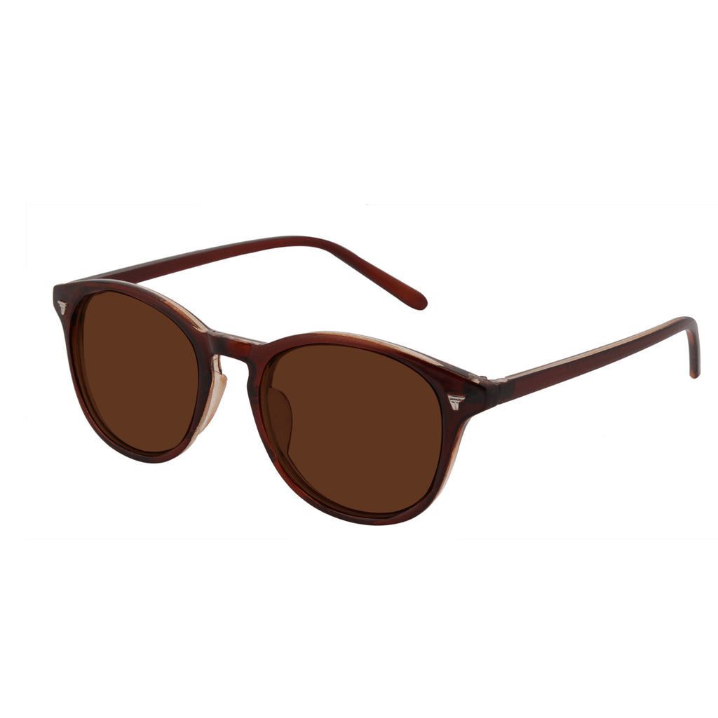 Southern Seas Hereford Tinted Brown Distance Glasses