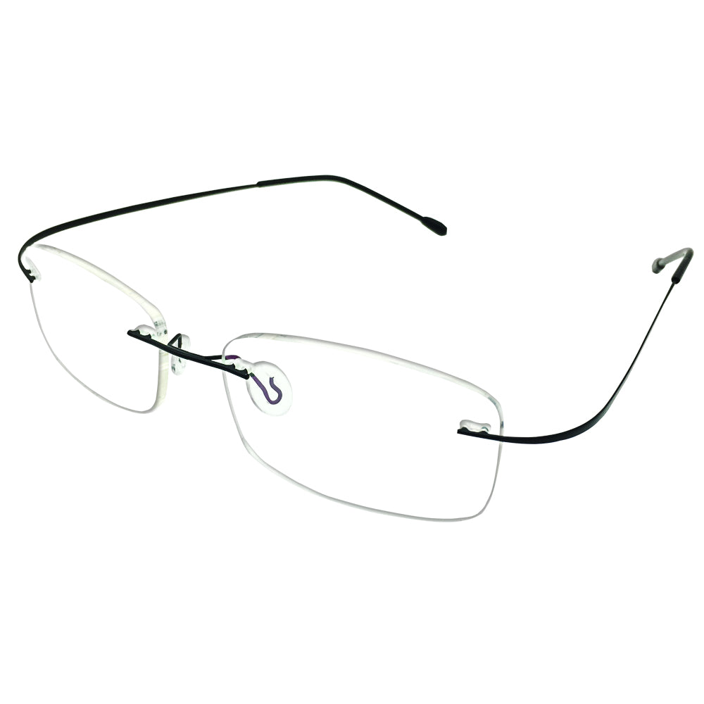Southern Seas Swansea Rimless Reading Glasses uk
