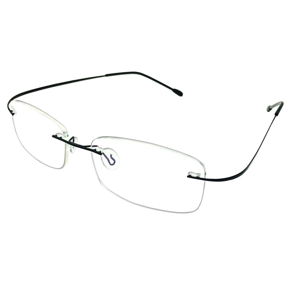 Rimless Ready to Wear Distance Glasses UK