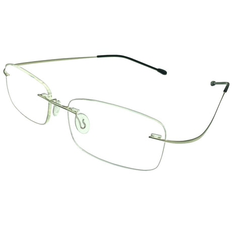 Southern Seas Swansea Rimless Photochromic Reading Glasses
