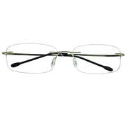 Southern Seas Swansea Rimless Computer Reading Glasses