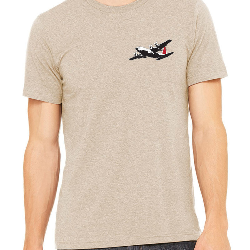 Male Wingtip T-shirt