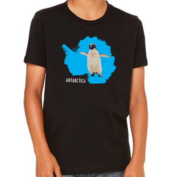 Kids penguin T-shirt