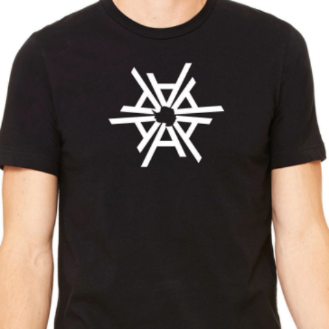 Male Snowflake T-shirt