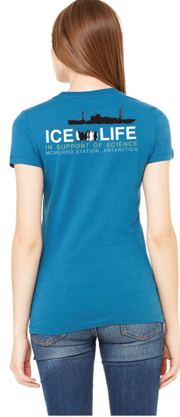 Female Ice Life T-shirt