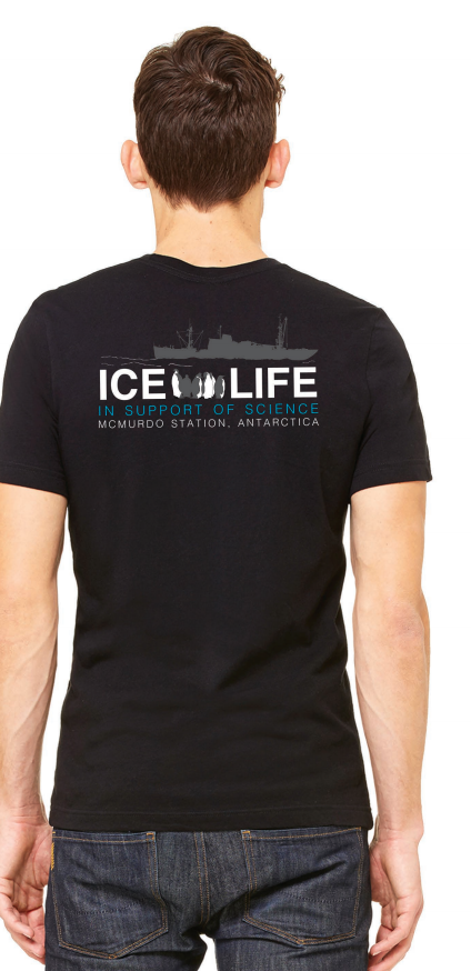 Male Ice Life T-shirt