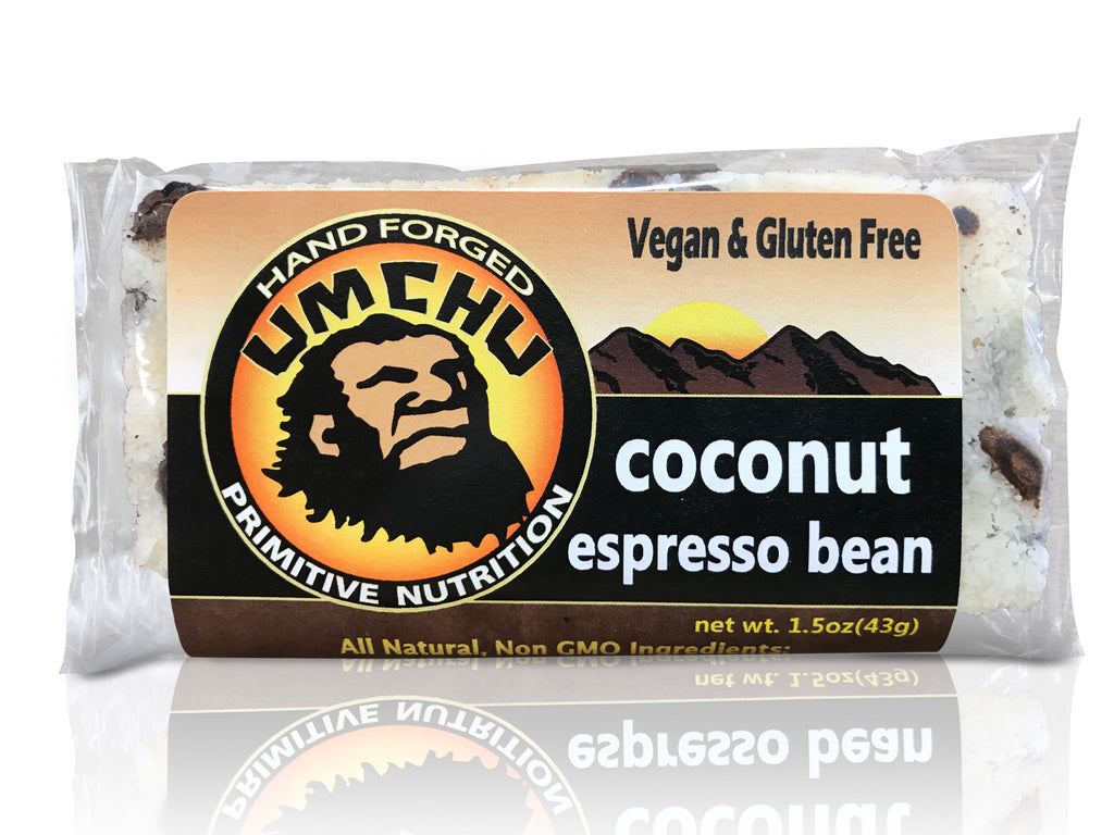 Coconut Espresso Bean (box of 12) Free Shipping