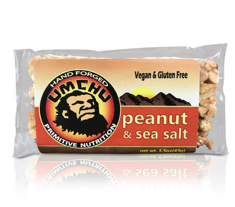 Peanut Sea Salt (box of 12) Free Shipping