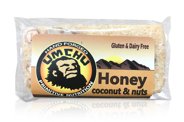 Honey Coconut & Nut (box of 12) Free Shipping