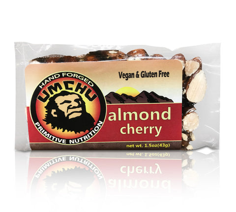 Almond Cherry (box of 12) Free Shipping