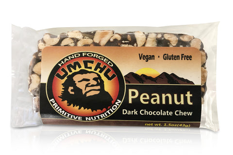 Peanut Sea Salt Chocolate Chew (box of 12) Free Shipping