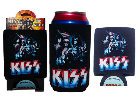 KISS Kan Kooler 1776 Revised
