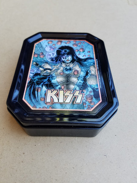 "Paul Stanley Heroes Storage Tin 3"" X 4"""