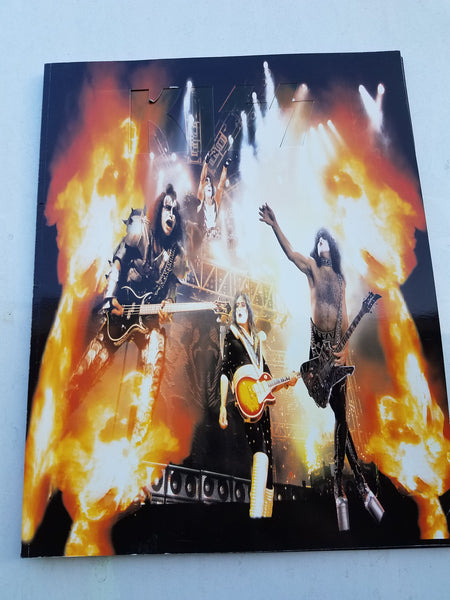 Kiss Farewell Tour Big Booklet 1973-2000