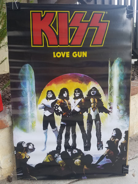 "KISS ""Lovegun"" Poster (#402)"