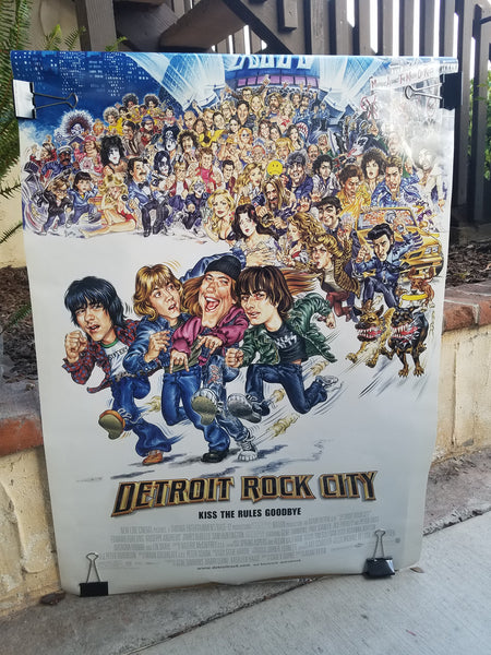 #472 Detroit Rock City Goodbye