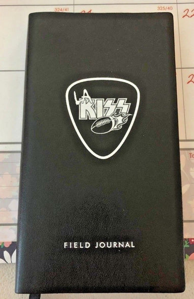 LA KISS Field Journal