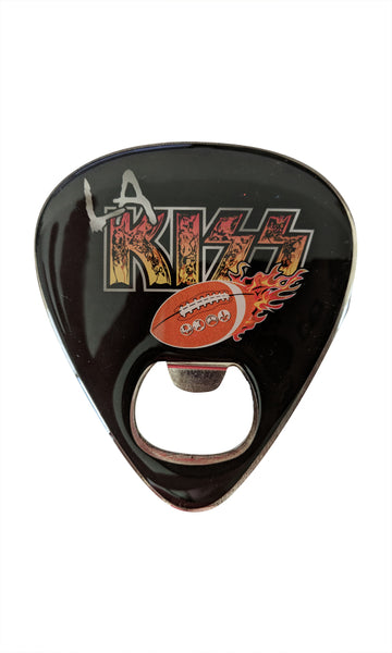 LA KISS Guitar Pick Bottle Opener