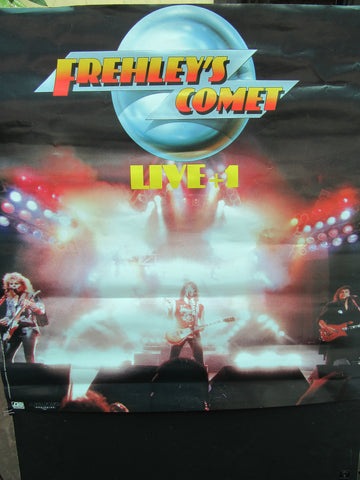 Frehley's Comet Live+1 Poster (#404)