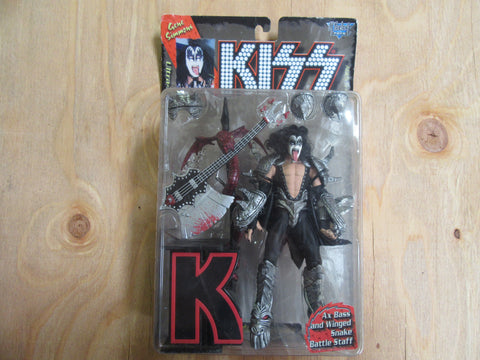 Gene Simmons Ultra Action Figure