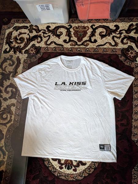 "LA KISS ""Team Equipment"" T-Shirt (#011)"