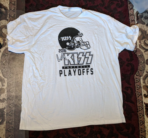 LA KISS 2016 Playoffs T-Shirt (#018)