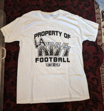 "LA KISS ""Property Of"" T-Shirt (#015)"