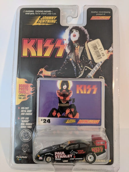 KISS Johnny Lightning Car #6
