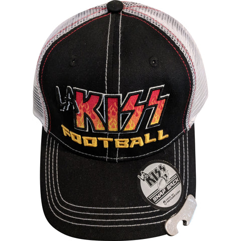 LA KISS Bottle Opener Hat