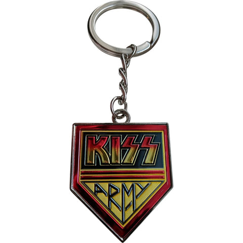 KISS Army Key Chain