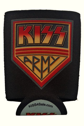 "KISS Kan Kooler ""Kiss Army Shield"""