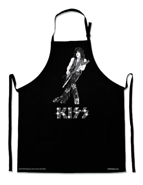 Kiss The Starchild BBQ Apron