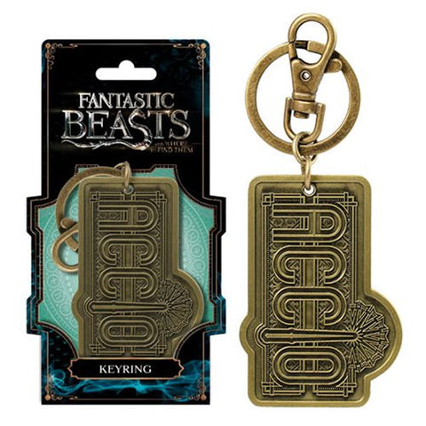 Fantastic Beasts and Where to Find Them Accico Key Chain