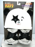 KISS Starchild Baby Cap & Booties set