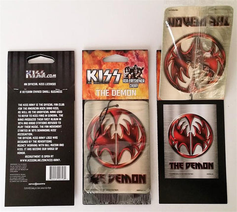 02 The Demon KISS Air Freshener from KISS4Sale.com!