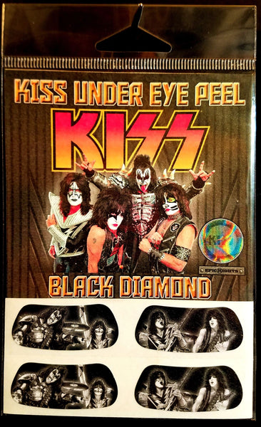 KISS Under Eye Peel Black Diamond