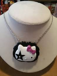 KISS Hello Kitty Starchild Necklace