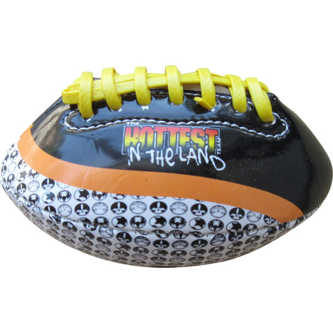 LA KISS Black and White Mini Football