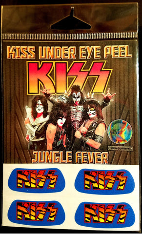 KISS Under Eye Peel Jungle Fever
