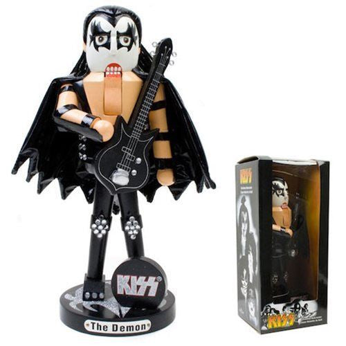Kiss Gene Simmons Demon 11-Inch Nutcracker