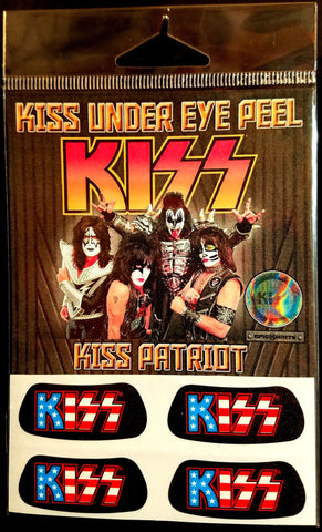 KISS Under Eye Peel Patriot