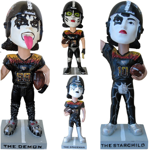 LA KISS Bobblehead 4 pack *Special Holiday Pricing