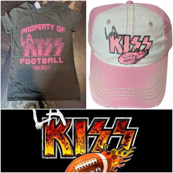 LA KISS Ladies Combo